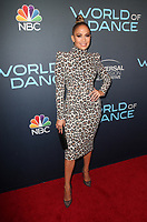 HOLLYWOOD, CA  - MAY 1: Jennifer Lopez at the World Of Dance red carpet FYC event at the Saban Media Center Wolf Theatre in Hollywood, California on May 1, 2018. Credit: Faye Sadou/MediaPunch