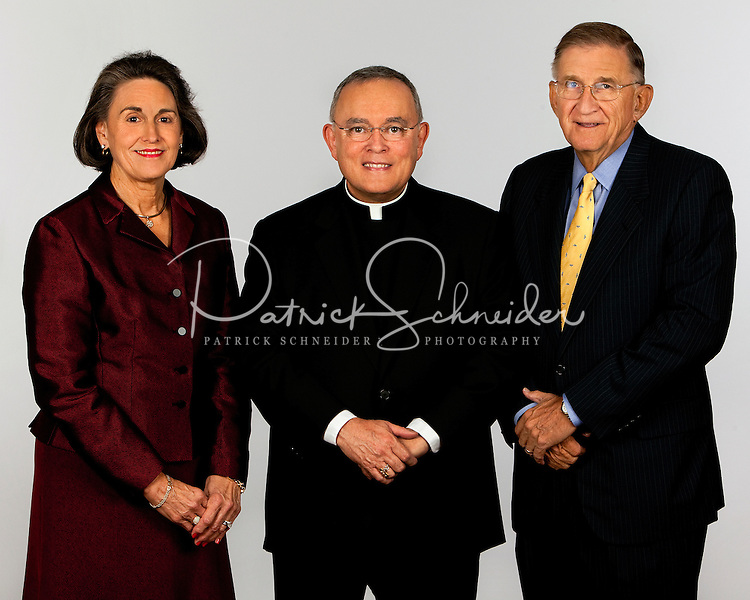 10/08/09: Envoy of the Year Denver Archbishop Charles Chaput.