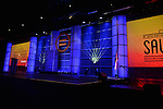 FORT LAUDERDALE,  FL - JULY 31: General view of the stage during the Presidential Candidates Plenary at the National Urban League Conference at Broward County Convention Center on Friday July 31, 2015 in Fort Lauderdale, Florida ( Photo by Johnny Louis / jlnphotography.com )