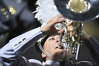 NWA Democrat-Gazette/CHARLIE KAIJO Image from Friday, November 1, 2019 during a football game at Bentonville High School in Bentonville.