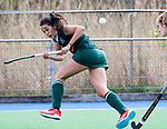 ALMERE - Hockey - Overgangsklasse competitie dames ALMERE- ROTTERDAM (0-0) . Jimena Cedres Lobbosco (R'dam).   COPYRIGHT KOEN SUYK