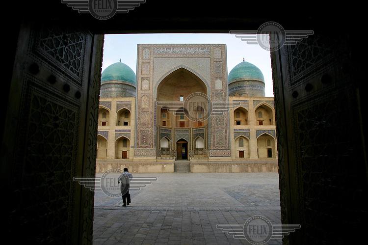 The Mir-Arab Madrassah.