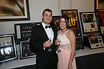 The Parc Hotel 130 years anniversary dinner.<br /> Lewis Evans &amp; Rebecca Brooks<br /> 23.10.14<br /> &copy;Steve Pope-FOTOWALES