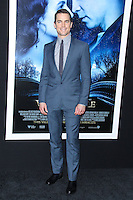 "NEW YORK, NY - FEBRUARY 11: Matt Bomer at the World Premiere Of Warner Bros. Pictures' ""Winter's Tale"" held at Ziegfeld Theatre on February 11, 2014 in New York City. (Photo by Jeffery Duran/Celebrity Monitor)"