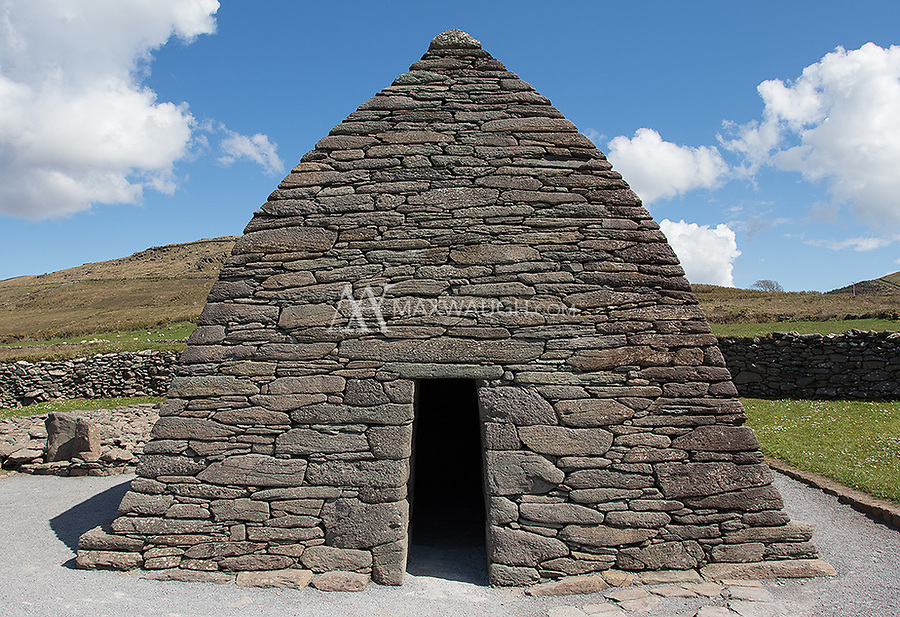 Without a doubt the coolest structure we saw during our trip, the Gallarus Oratory on the Dingle Peninsula was built without mortar and is still waterproof.