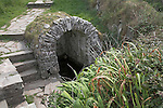 St Non's holy well, St Davids Pembrokeshire Wales