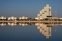 Benghazi, Libya, North Africa -- Office Building
