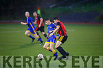 Action from Mastergeeha v Mainebank in the Denny Div 2A league final