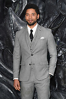 Jussie Smollett at the world premiere for &quot;Alien: Covenant&quot; at the Odeon Leicester Square, London, UK. <br /> 04 May  2017<br /> Picture: Steve Vas/Featureflash/SilverHub 0208 004 5359 sales@silverhubmedia.com