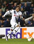 Tottenham's Clinton N'Jie in action<br /> <br /> UEFA Europa League - Tottenham Hotspur v Monaco - White Hart Lane - England -10th December 2015 - Picture David Klein/Sportimage