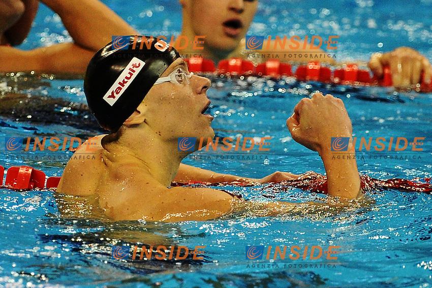 Cesar CIELO FILHO Brazil .Men's 100m Freestyle Semifinal - Swimming / Nuoto.Shanghai 27/7/2011 .14th FINA World Championships.Foto Andrea Staccioli Insidefoto