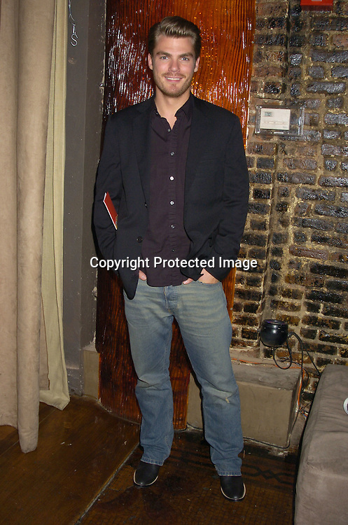 Jeff Branson ..at Marcia Tovsky's Pre Emmy Party on May 18, 2005 at ..Neogaea. ..Photo by Robin Platzer, Twin Images