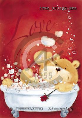 Isabella, CUTE ANIMALS, paintings, ITKE053489-BEA,#ac# illustrations, pinturas ,everyday