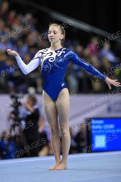 Individual Apparatus  Championships 24.6.12.Echo Arena Liverpool. UK.Kelly Simm