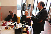 Piccolo Mondo, located at 1642 E. 56th Street, held a public wine tasting Thursday evening to celebrate the 4th annul Malbec World Day. Piccolo Mondo was chosen for this festive event by the Consul General of Argentina, Marclo Suarez Salvia.