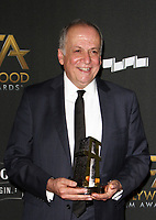 BEVERLY HILLS, CA - NOVEMBER 5: Joe Letteri,, at The 21st Annual Hollywood Film Awards at the The Beverly Hilton Hotel in Beverly Hills, California on November 5, 2017. Credit: Faye Sadou/MediaPunch