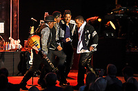 JUN 07 The Jacksons performing at Hampton Court Palace