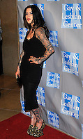 L.A. Gay & Lesbian Center's 'An Evening With Women' at The Beverly Hilton Hotel on May 19, 2012 in Beverly Hills, California. © mpi35/MediaPunch Inc. Pictured- Kat Von D