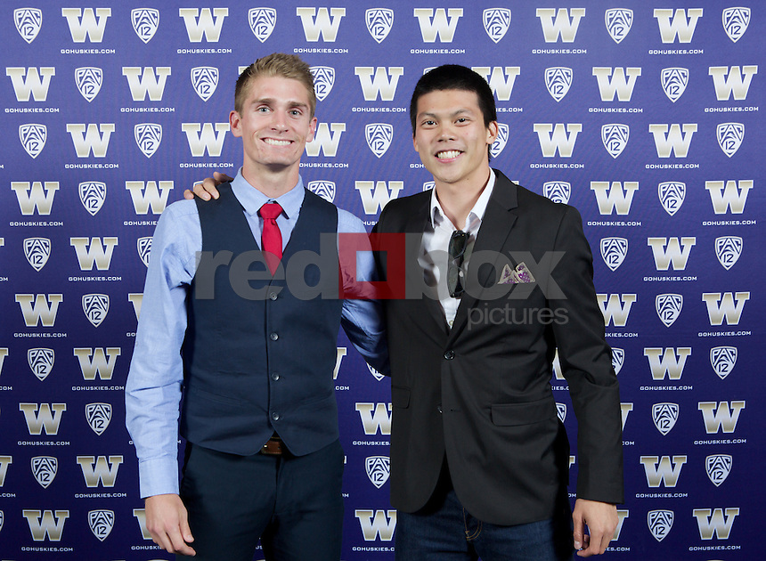 The 2014 WSAAC WESPY Awards at Alaska Airlines Arena in Seattle on Thursday June 5, 2014. (Photo by Stephen Brashear /Red Box Pictures)