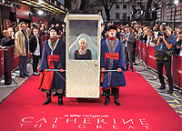SEP 25 Sky Atlantic's Catherine the Great TV Launch