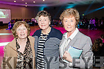 Mary McCarthy, Anne O'Carroll and Kay Bolger, pictured at the Kerins O'Rahillys Strictly Come Dancing, held at the Brandon Hotel, Tralee on Saturday night last.