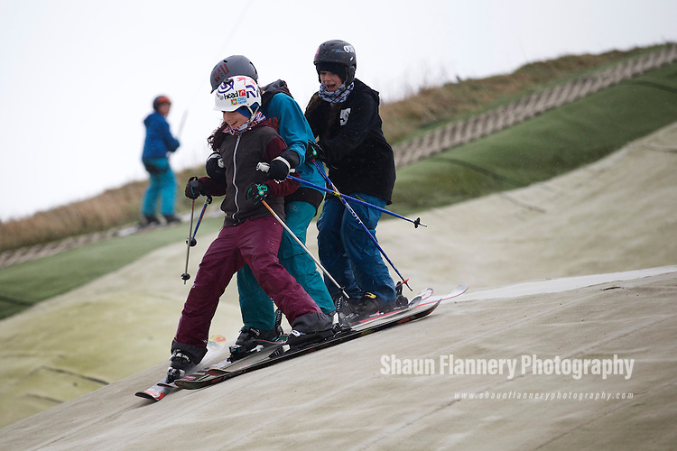 Pix: Shaun Flannery/shaunflanneryphotography.com<br /> <br /> COPYRIGHT PICTURE&gt;&gt;SHAUN FLANNERY&gt;01302-570814&gt;&gt;07778315553&gt;&gt;<br /> <br /> 14th December 2014<br /> Freekski Camp - Halifax Ski and Snowboard Centre<br /> Thea Fenwick