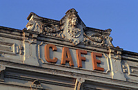 Europe/France/Midi-Pyrénées/32/Gers/Fleurance: Enseigne café