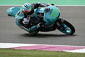 16th March 2018, Losail International Circuit, Lusail, Qatar; Qatar Motorcycle Grand Prix, Friday free practice; Enea Bastianini (Leopard racing)