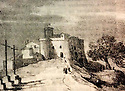 Collect photo of Picinisco, Italy. Date Unknown.