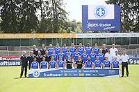 30.07.2015: SV Darmstadt 98 Mannschaftsfoto