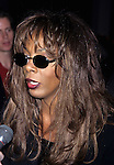 "Donna Summer at the premiere of ""The Capeman"" in New York City on January 30th, 1998."