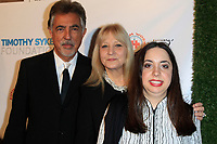 BEVERLY HILLS - NOV 11: Joe Mantegna, Arlene Vrhel, Mia Mantegna at AMT's 2017 D.R.E.A.M. Gala benefiting Autism Works Now at Montage Beverly Hills on November 11, 2017 in Beverly Hills, California