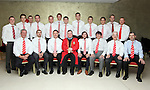 Civic Reception for Louth GAA Team in the dHotel....Picture Jenny Matthews/Newsfile.ie