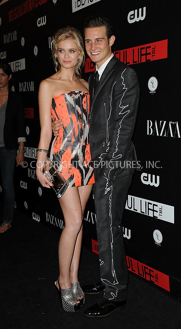 WWW.ACEPIXS.COM . . . . . ....September 12 2009, New York City....Sara Paxton and Nico Tortorella at the CW Network party for the new series 'The Beautiful Life: TBL' at the Simyone Lounge on September 12, 2009 in New York City.....Please byline: KRISTIN CALLAHAN - ACEPIXS.COM.. . . . . . ..Ace Pictures, Inc:  ..tel: (212) 243 8787 or (646) 769 0430..e-mail: info@acepixs.com..web: http://www.acepixs.com