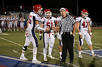 Prep Football 2017: Bridgewater-Raynham vs Natick NOV 03