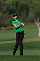 Sebastian Heisele (GER) on the 5th fairway during Round 1 of the Challenge Tour Grand Final 2019 at Club de Golf Alcanada, Port d'Alcúdia, Mallorca, Spain on Thursday 7th November 2019.<br /> Picture:  Thos Caffrey / Golffile<br /> <br /> All photo usage must carry mandatory copyright credit (© Golffile | Thos Caffrey)