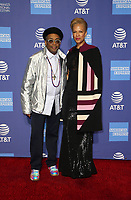 PALM SPRINGS, CA - JANUARY 3: Spike Lee, Tonya Lewis Lee, at the 2019 Palm Springs International Film Festival Awards Gala at the Palm Springs Convention Center in Palm Springs, California on January 3, 2019.       <br /> CAP/MPI/FS<br /> &copy;FS/MPI/Capital Pictures