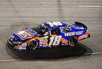 May 1, 2009; Richmond, VA, USA; NASCAR Nationwide Series driver Kyle Busch during the Lipton Tea 250 at the Richmond International Raceway. Mandatory Credit: Mark J. Rebilas-