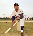 Minnesota Twins Earl Battey (10) from his 1962 season. Earl Battey  played for13 years with 3 different teams and was a 4-time All-Star.(SportPics)