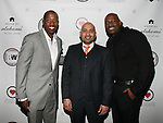 George Boyce, Ilyas Akbar and Brian Jackson Attend DJ Jon Quick's 5th Annual Beauty and the Beat: Heroines of Excellence Awards Honoring AMBRE ANDERSON, DR. MEENA SINGH,<br /> JESENIA COLLAZO, SHANELLE GABRIEL, <br /> KRYSTAL GARNER, RICHELLE CAREY,<br /> DANA WHITFIELD, SHAWN OUTLER,<br /> TAMEKIA FLOWERS Held at Suite 36, NY