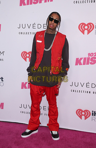 CARSON, CA - June 1: Tyga, at 2019 iHeartRadio Wango Tango Presented By The JUVÉDERM® Collection Of Dermal Fillers at Dignity Health Sports Park in Carson, California on June 1, 2019.   <br /> CAP/MPI/SAD<br /> ©SAD/MPI/Capital Pictures