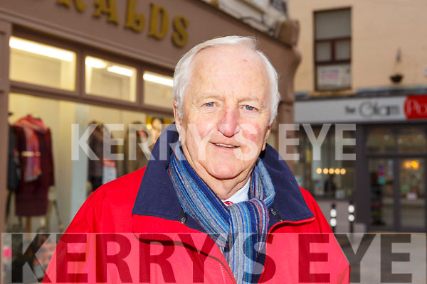 Billy Nolan from Tralee.