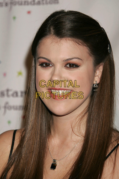 "LINDSEY SHAW.The Starlight Starbright Children's Foundation holds ""A Stellar Night Gala"" - Arrivals at the Beverly Hilton Hotel, Beverly Hills, California, USA..March 31st, 2006.Photo: Russ Elliot/AdMedia/Capital Pictures.Ref: RE/ADM.headshot portrait.www.capitalpictures.com.sales@capitalpictures.com.© Capital Pictures."