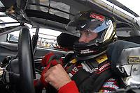 Apr 27, 2007; Talladega, AL, USA; Nascar Nextel Cup Series driver Boris Said (60) during practice for the Aarons 499 at Talladega Superspeedway. Mandatory Credit: Mark J. Rebilas