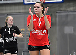 2017-11-04 / Volleybal / Seizoen 2017-2018 / Dames VC Geel / Alien Helsen<br /> <br /> ,Foto: Mpics.be
