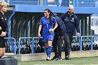 Alia Guagni infortunio<br /> Reggio Emilia 29-5-2019 <br /> Womens Football Friendly Match <br /> Italy - Switzerland <br /> Photo Daniele Buffa / Image Sport /Insidefoto