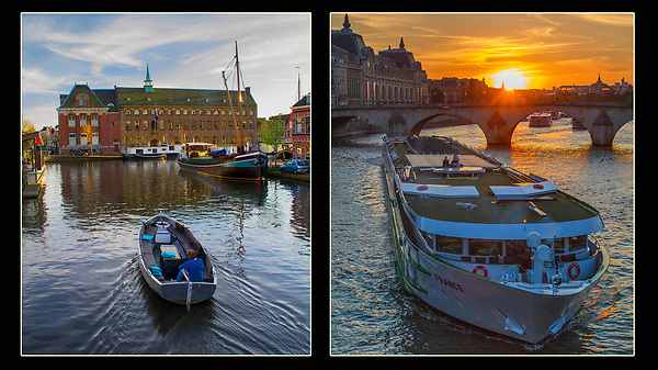 France, Paris.  Stage technique. <br />