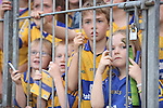 Clare Hurling Fans in Cusack Park to meet the Clare Team on the Open Training Night on Tuesday. Pic. Brian Arthur/ Press 22.Clare Hurling fan Amy McDonnagh age 8 pictured at  the Open Training Night on Tuesday. Pic. Brian Arthur/ Press 22.