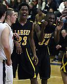 Bloomfield Hills Lahser vs Birmingham Brother Rice, Boys Varsity Basketball, 3/6/13