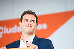 President of Ciudadanos Albert Rivera during General Council. July 29, 2019. (ALTERPHOTOS/Francis González)